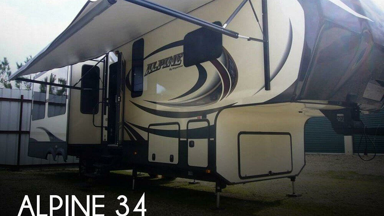 2015 Keystone Alpine for sale 300169258