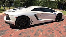 2015 Lamborghini Aventador LP 700-4 Coupe for sale 100782032