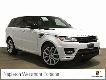 2015 Land Rover Range Rover Sport Autobiography for sale 100977296