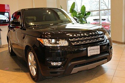 2015 Land Rover Range Rover Sport HSE for sale 100913122