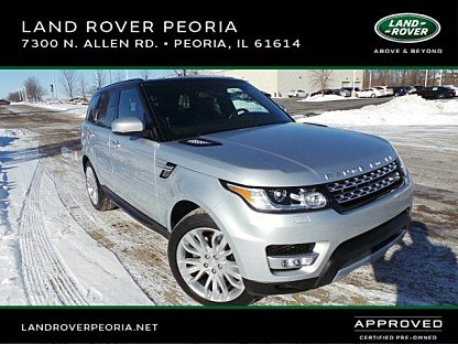 2015 Land Rover Range Rover Sport for sale 100943318