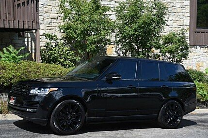 2015 Land Rover Range Rover HSE for sale 100785966