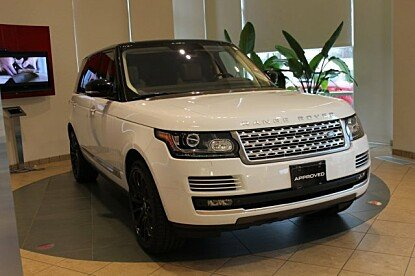 2015 Land Rover Range Rover Long Wheelbase Autobiography for sale 100924620
