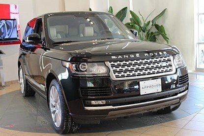 2015 Land Rover Range Rover Supercharged for sale 100954388