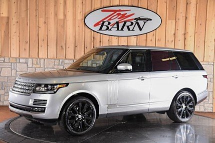 2015 Land Rover Range Rover Supercharged for sale 100976181