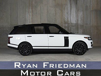 2015 Land Rover Range Rover for sale 100976327