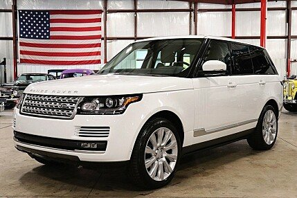 2015 Land Rover Range Rover Supercharged for sale 101040149