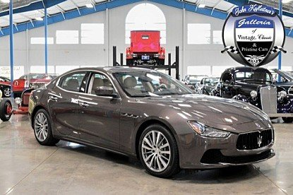 2015 Maserati Ghibli S Q4 for sale 100766994