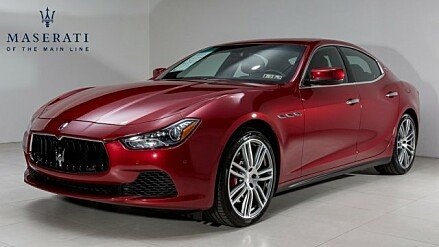 2015 Maserati Ghibli S Q4 for sale 100866158