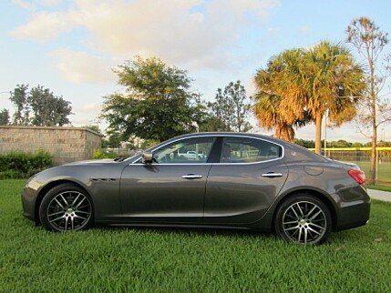2015 Maserati Ghibli S Q4 for sale 100981973