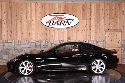2015 Maserati GranTurismo Coupe for sale 100820500