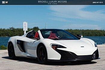 2015 McLaren 650S Spider for sale 101026461