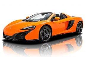 2015 McLaren 650S Spider for sale 101027482
