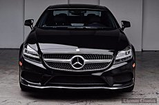 2015 Mercedes-Benz CLS550 4MATIC for sale 100916283