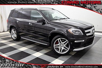 2015 Mercedes-Benz GL550 4MATIC for sale 101054323