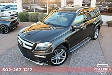 2015 Mercedes-Benz GL550 4MATIC for sale 101056994