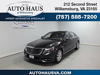 2015 Mercedes-Benz S550 4MATIC Sedan for sale 100968427