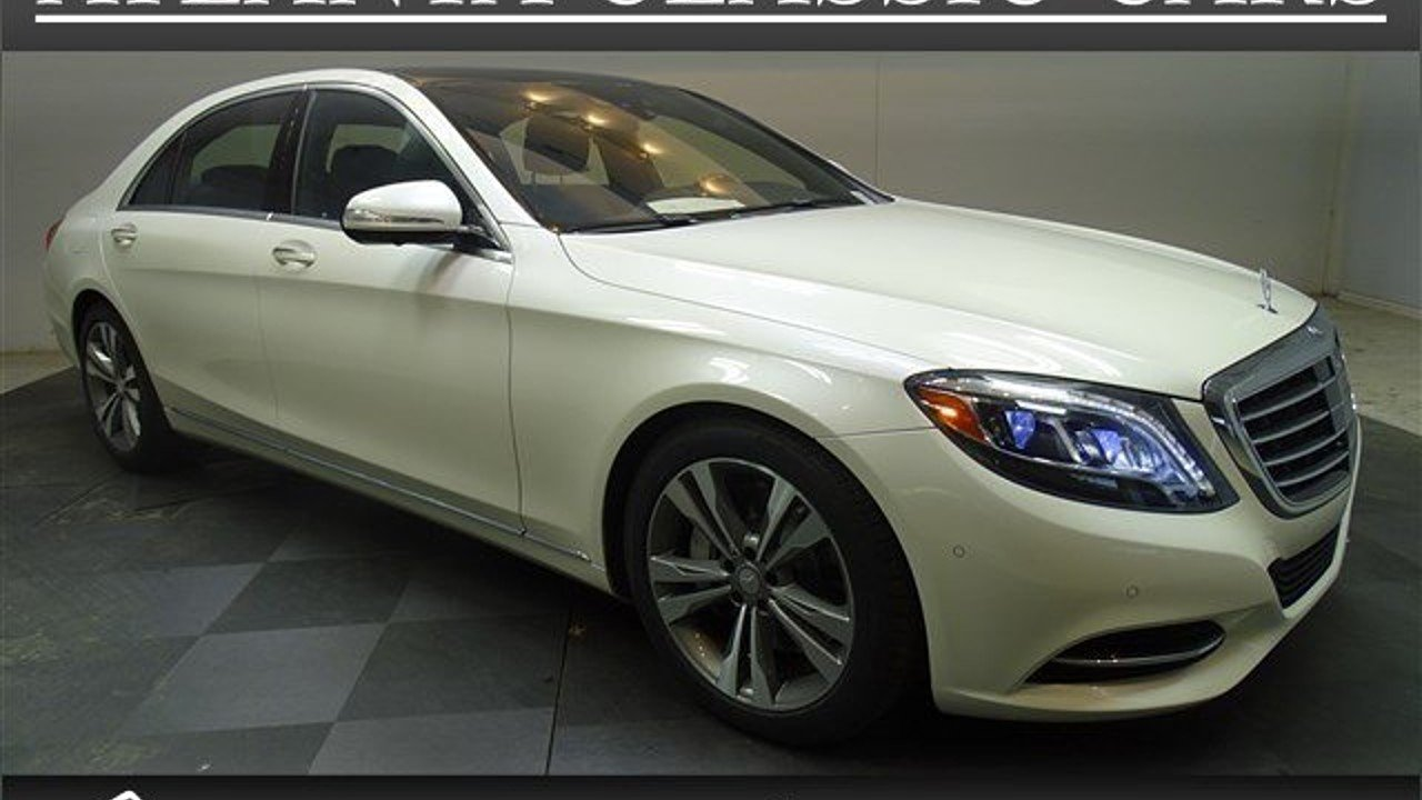 2015 Mercedes-Benz S550 4MATIC Sedan for sale 100975146