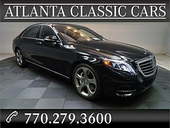 2015 Mercedes-Benz S550 Sedan for sale 100989334