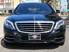 2015 Mercedes-Benz S550 Sedan for sale 100868438