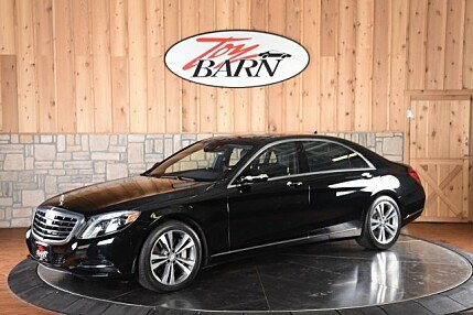 2015 Mercedes-Benz S550 4MATIC Sedan for sale 100906476
