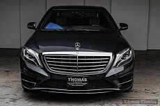 2015 Mercedes-Benz S550 4MATIC Sedan for sale 100916285