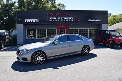 2015 Mercedes-Benz S550 Sedan for sale 100917049