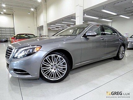 2015 Mercedes-Benz S550 Sedan for sale 100942300