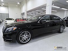2015 Mercedes-Benz S550 Sedan for sale 100947292