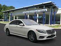2015 Mercedes-Benz S550 4MATIC Sedan for sale 100968572