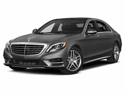 2015 Mercedes-Benz S550 Sedan for sale 100969363