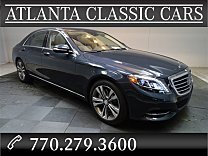 2015 Mercedes-Benz S550 4MATIC Sedan for sale 100985097