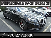 2015 Mercedes-Benz S550 4MATIC Sedan for sale 101025623