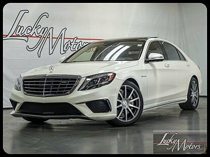 2015 Mercedes-Benz S63 AMG 4MATIC Sedan for sale 100756241