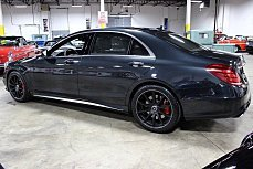2015 Mercedes-Benz S63 AMG 4MATIC Sedan for sale 100857995