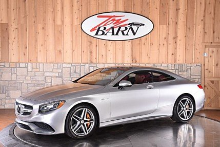 2015 Mercedes-Benz S63 AMG 4MATIC Coupe for sale 100882054