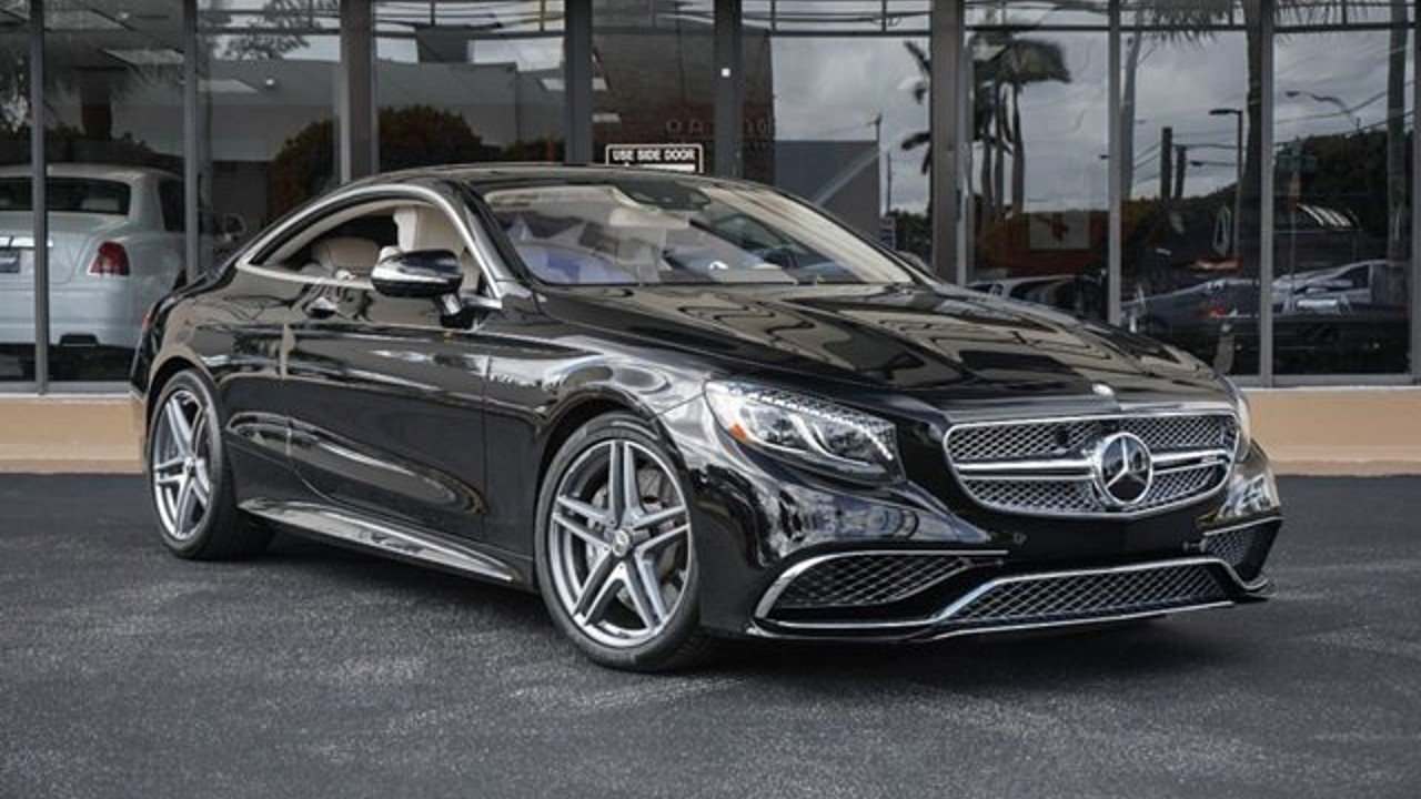 2015 mercedes benz s65 amg coupe for sale near doral