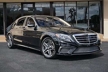 2015 Mercedes-Benz S65 AMG Sedan for sale 100972779