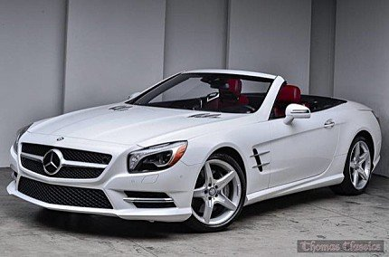 2015 Mercedes-Benz SL550 for sale 100986546