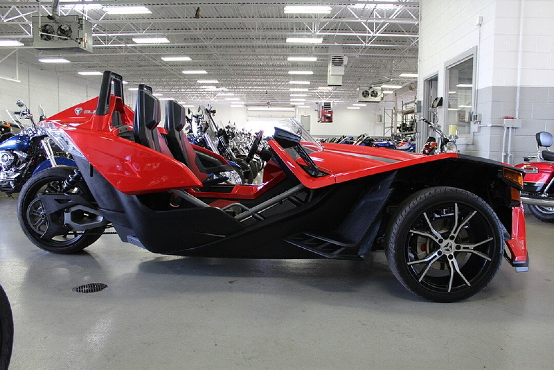 2015 polaris slingshot for sale near elmhurst illinois 60126 motorcycles on autotrader. Black Bedroom Furniture Sets. Home Design Ideas