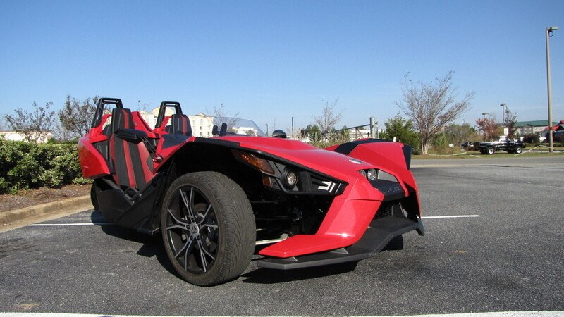 2015 Polaris Slingshot Motorcycles for Sale - Motorcycles ...