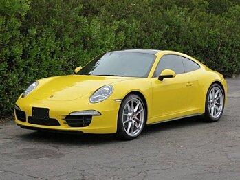 2015 Porsche 911 Carrera S Coupe for sale 100776210