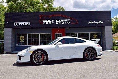 2015 Porsche 911 GT3 Coupe for sale 100871642