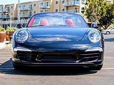 2015 Porsche 911 Cabriolet for sale 100899475
