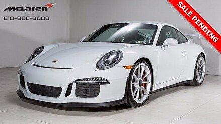2015 Porsche 911 GT3 Coupe for sale 100905415