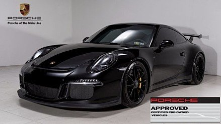 2015 Porsche 911 GT3 Coupe for sale 100926695