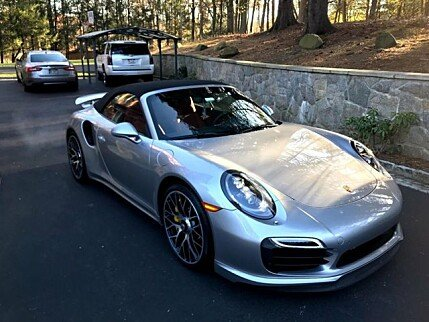 2015 Porsche 911 Cabriolet for sale 100926953