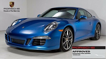 2015 Porsche 911 Coupe for sale 100927913