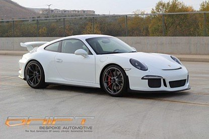 2015 Porsche 911 GT3 Coupe for sale 100940452