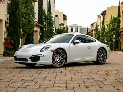 2015 Porsche 911 Coupe for sale 100951210